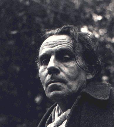 Den franske dikteren Louis-Ferdinand Céline